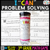 3rd Grade Math Game   Problem Solving