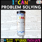 4th Grade Problem Solving Game