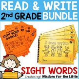 I CAN READ AND WRITE BUNDLE - 2ND GRADE