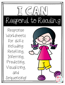 I CAN: Respond to Reading
