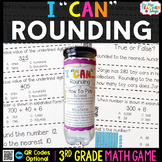 3rd Grade Math Game   Rounding to the Nearest 10 and 100