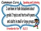 I CAN Speaking and Listening POSTERS 2nd grade