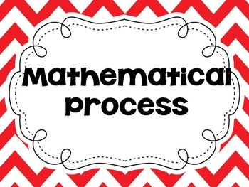 I CAN Statements-- 5th Grade Math *New TEKS*