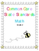 """""""I CAN"""" Statements for Common Core Standards Math Gr. 2"""