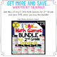 2nd Grade Subtraction Game - 2nd Grade Math Game for Math Centers