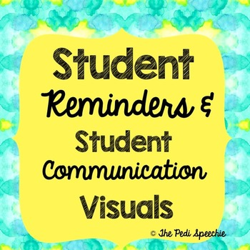 Student Reminders