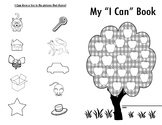"""""""I Can"""" Activity Book"""