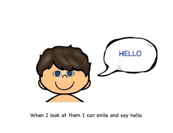 I Can Be A Good Friend! Social Skills Book