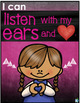 I Can Be A Good Listener Poster Set