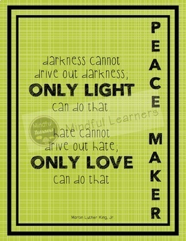 I Can Be A Leader: Poster Quotes
