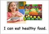I Can Be Healthy Book Unit