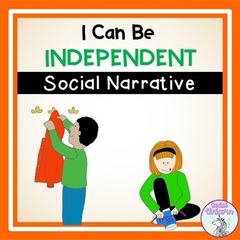 I Can Be Independent - Social Story (FULL VERSION)