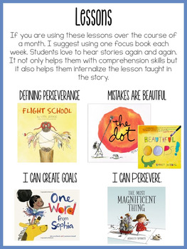 I Can Persevere-- building your classroom community