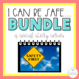 I Can Be Safe Social Story BUNDLE for Special Education