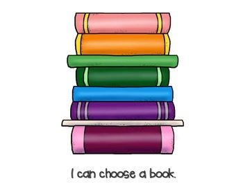I Can Be a Buddy to Books!  A Social Story