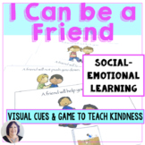 I Can Be a Good Friend Posters Book Game Friendship Activity
