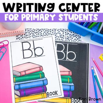 Writing Center Activities and Writing Folder