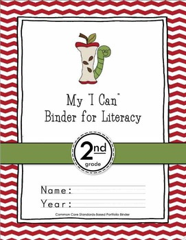I Can Binder For Literacy- 2nd Grade