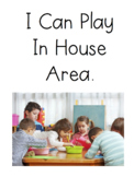 I Can Books for Play Areas