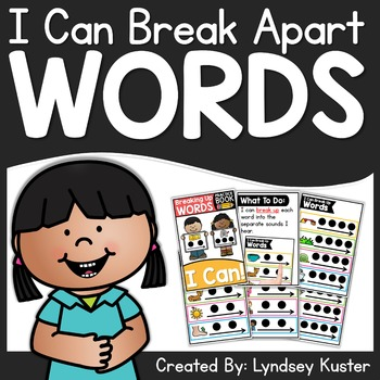 I Can Break Apart Words