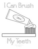 I Can Brush My Teeth Mini-Reader With Teacher Book
