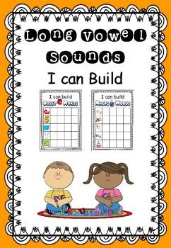 I Can Build - Bossy e / Magic e