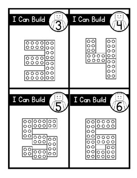 I Can Build It!  Letters and Numbers for PK-1