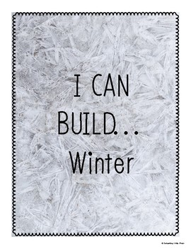 I Can Build...Winter