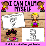 I Can Calm Myself   Emergent Readers   Back to School