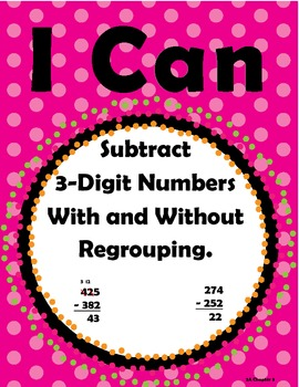 I Can Chpt Objectives 2nd Grade Singapore 2013 Math in Focus® Dots Multicolor