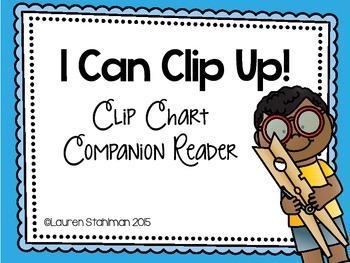 I Can Clip Up Reader