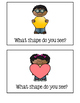 I Can Identify Shapes ~ Kindergarten Common Core Series
