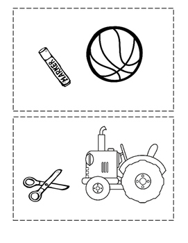 I Can Color The One That Is Heavier - Kindergarten Common Core Series