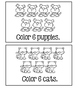 I Can Color To Show How Many!  Numbers 6-10
