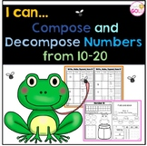 I Can Compose and Decompose Numbers From 10-20