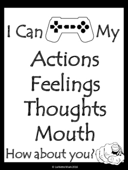 I Can Control My .... Posters