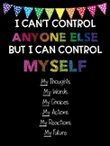 I Can Control Myself Poster