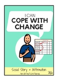 I Can Cope With Change - Social Story For Kids With Autism