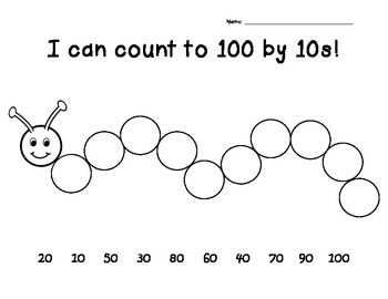 I Can Count By 10s!