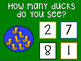 I Can Count Ducks Interactive PDF Counting Activity for Special Education