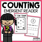 I Can Count Emergent Reader