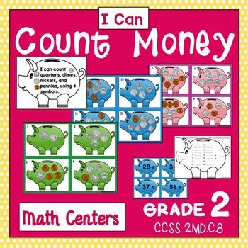 Money Skills:  I Can Count Money