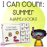 I Can Count: Summer Interactive Book
