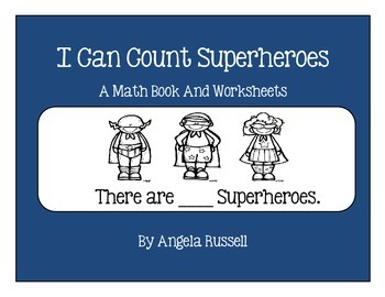 I Can Count Superheroes!