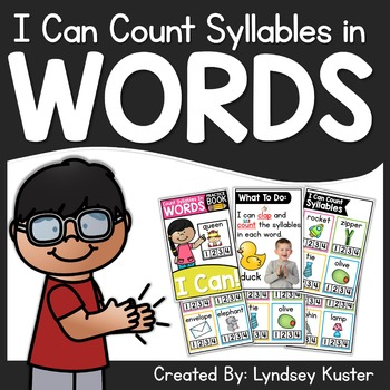 I Can Count Syllables in Words