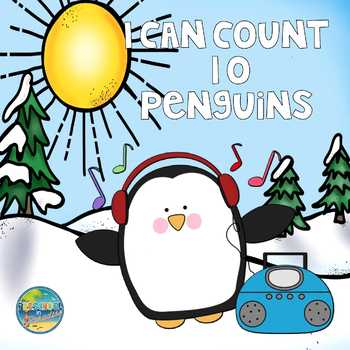 I Can Count Ten Penguins