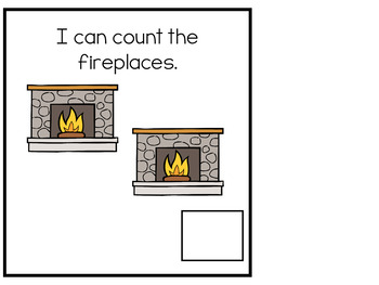 I Can Count: Winter Interactive Books