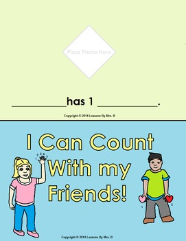 I Can Count With My Friends!