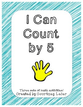 I Can Count by 5!