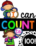I Can Count to 100!